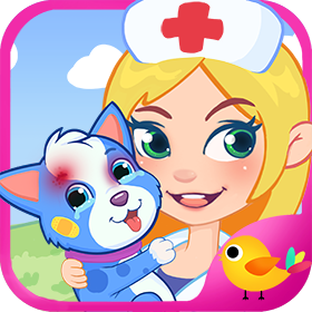 Little Pet Doctor:Puppy's Rescue & Care