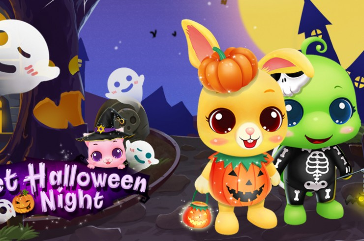 Pet Halloween Night_slide